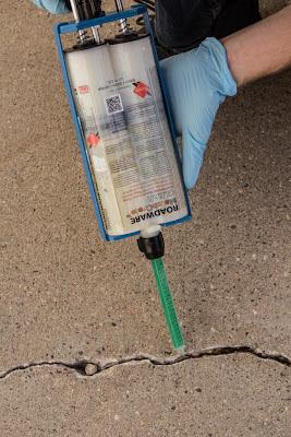 Roadware MatchCrete™ Clear 600 ml cartridge item#71300