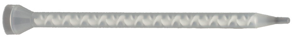 1005 Roadware 24 Element Static Mixer for Roadware 10 Minute Concrete Mender.